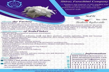 farashimi shiraz caustic soda flakes